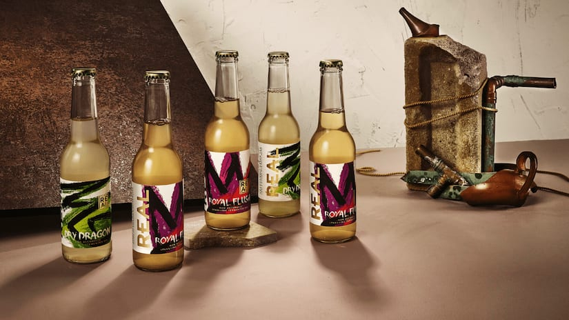 REAL Sparkling Fermented Tea: The Story Behind the Rebrand