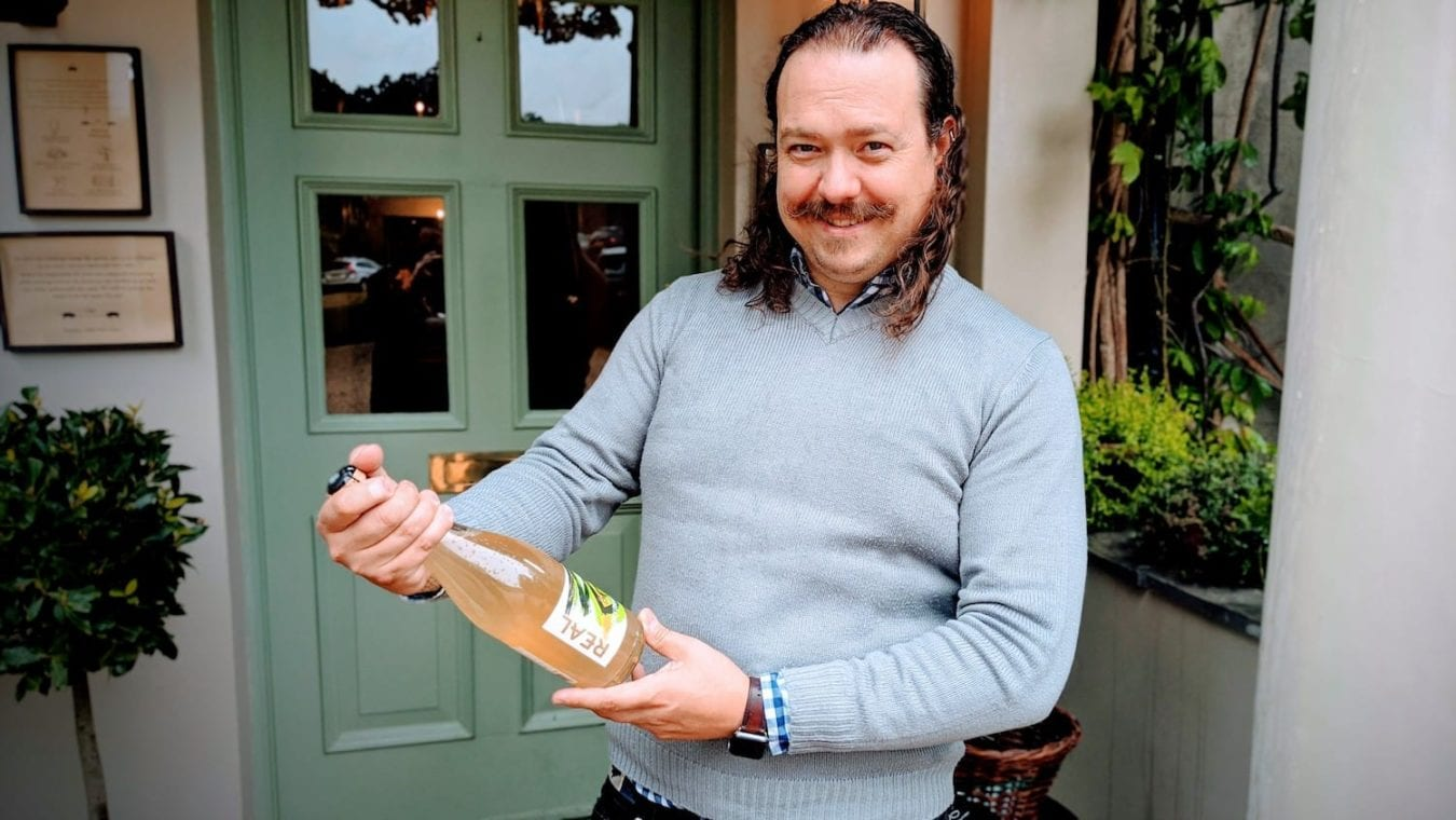 James Golding Interview: Foraging from Farm-To-Table at THE PIG Hotel