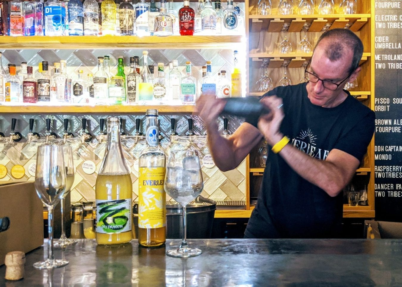 The Everleaf Interview: Founding a Drinks Brand at a Kitchen Table